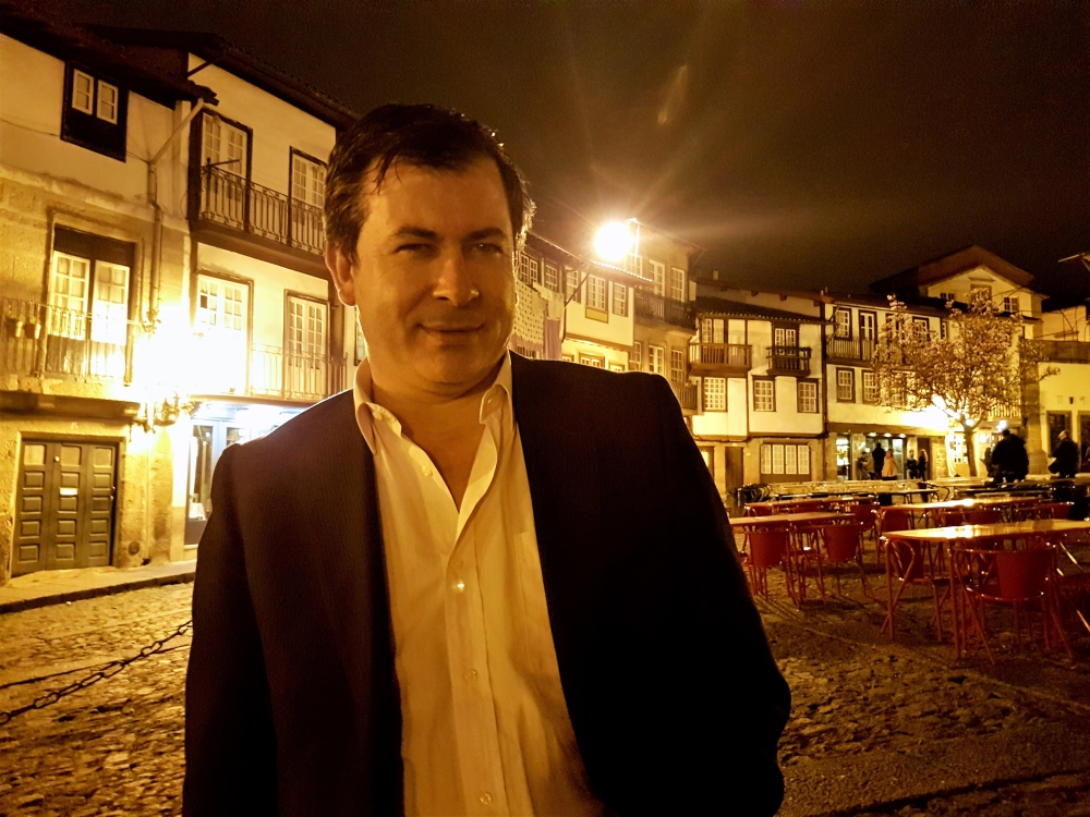 Luís Paulo Rodrigues e a comunicação desportiva em Guimarães