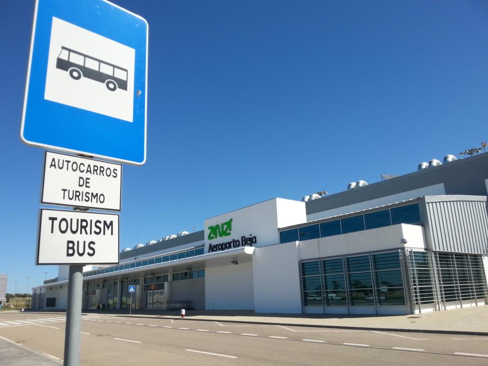 Aeroporto de Beja Fotografia by Luís Paulo Rorigues 17052015